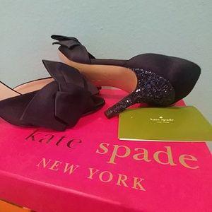 🆕 kate spade new york Sala Satin Bow Detail Pumps